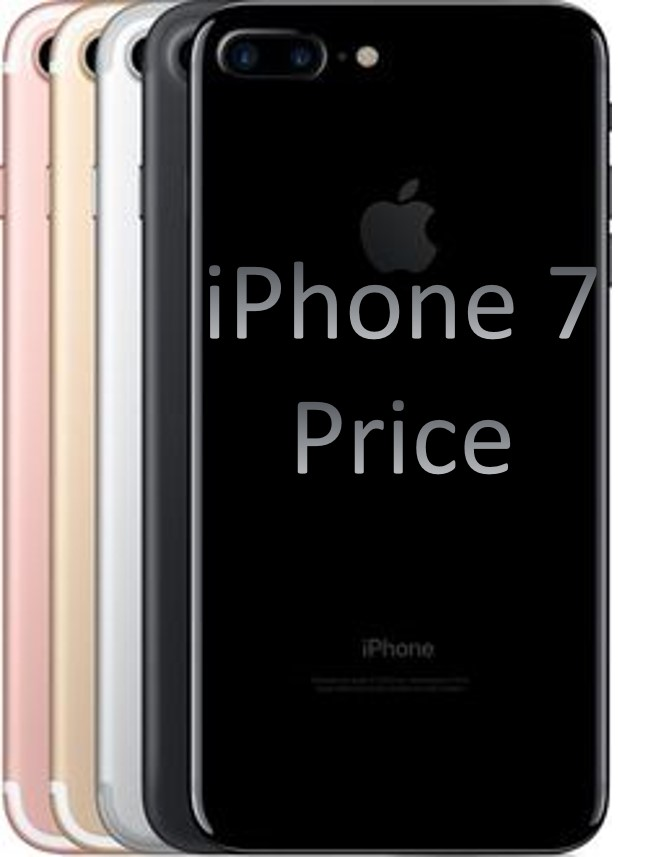 Iphone 7 Price In Usa